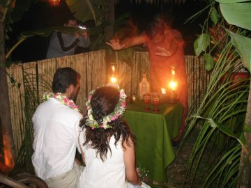 Shamanism: Ayahuasca Ceremony 4 days
